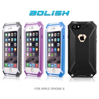 ~~庫米~~BOLISH APPLE IPHONE 6 C4702 防水殼 通過 IP~6