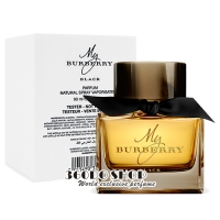 【BURBERRY】MY BURBERRY Black 女性淡香精 90ml TESTER 環保盒有蓋