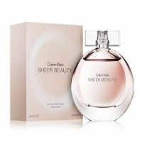 Calvin Klein Sheer Beauty 純淨雅緻 女性淡香水 100ml