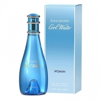 Davidoff Cool Water Woman 大衛杜夫 冷泉女性淡香水 100ml