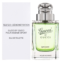 Gucci by Gucci Sport pour Homme TESTER 90ML