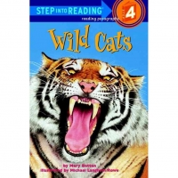 Step into Reading Step 4: Wild Cats