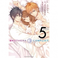 BROTHERS CONFLICT 2nd SEASON(5完)