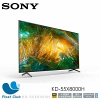 【SONY】55″ 4K HDR Android TV 馬來西亞製 YTVSN55X8000H 原價32900元