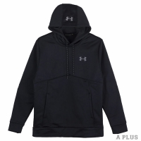 【Under Armour】Under Armour 男 CG STORM AF ICON連帽厚棉T 連帽T(長)- 1280729001