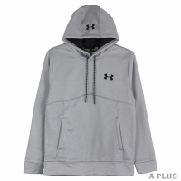 【Under Armour】Under Armour 男 CG STORM AF ICON連帽厚棉T 連帽T(長)- 1280729025
