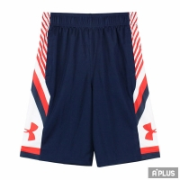 【Under Armour】Under Armour 男 HG SPACE THE FLOOR籃球短褲 - 1298335408