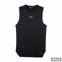【Under Armour】Under Armour 男 HG UA SELECT籃球背心 黑 - 1305742001