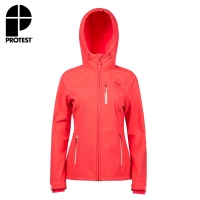PROTEST 女 保暖外套 (粉紅櫻桃) SWOOSH OUTERWEAR JACKET