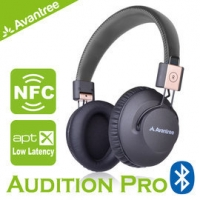 Avantree Audition Pro 無線耳罩式耳機(AS9P) 藍牙耳機 海思