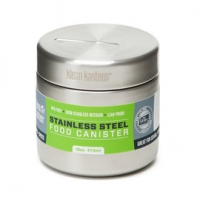 klean kanteen CANISTER 16oz不鏽鋼食物罐 原色鋼 473ml 16canssfbs