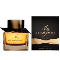 BURBERRY MY BURBERRY BLACK 女性淡香精 90ml