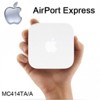 《蘋果原廠》APPLE AirPort Express WiFi 基地台 無線分享器 MC414TA