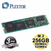 PLEXTOR M7VG 256GB M.2 2280 SSD 固態硬碟(讀:560MB/s,寫:530MB/s)