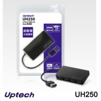 登昌恆 UPTECH UH250 4port USB3.0 HUB 集線器