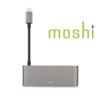 Moshi USB-C Multimedia Adapter 多媒體轉接器