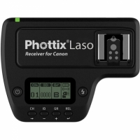 ~相機 ~ Phottix Laso TTL閃燈引閃接收器 for Canon同 ST~E