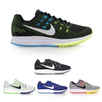 NIKE AIR ZOOM STRUCTURE 19 男慢跑鞋^( 路跑~02015161