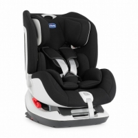 【奇哥 chicco】Seat up 012 Isofix安全汽座(夜幕黑)