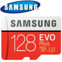 SAMSUNG 三星 128GB 128G 100MB/s EVO Plus microSDXC TF U3 記憶卡
