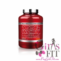 SCITEC NUTRITION 100% WHEY PROTEIN PROFESSIONAL 紅標 專業低脂低熱量乳清 2350g(5.17磅)