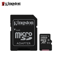 Kingston 金士頓 Canvas Select MicroSDXC/UHS-I C10 128GB 記憶卡 (SDCS/128GB)
