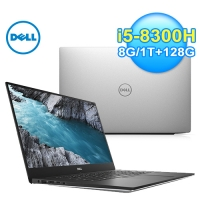 【DELL 戴爾】XPS 15.6吋筆電-銀 XPS15-9570-R2548TW
