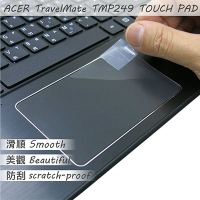 【Ezstick】ACER TravelMate TMP248 TMP249 TOUCH PAD 觸控板 保護貼