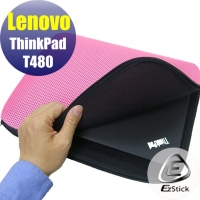 【Ezstick】Lenovo Thinkpad T480 NB 彈力纖維網格收納包