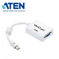 ATEN Mini Display Port 轉VGA 轉接器(VC920)