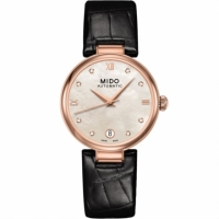 【Mido】Mido 美度錶 M0222073611610 Baroncelli系列Donna圓潤雅緻腕錶 /33mm(M0222073611610)