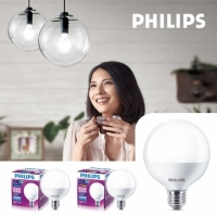 【飛利浦 PHILIPS LIGHTING】LED Globe 球型燈泡(8.5W/ 9.5W)
