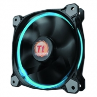 Thermaltake TT Riing 14cm LED RGB Fan*3 + 控制器