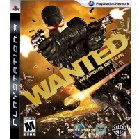 PS3 刺客聯盟Wanted: Weapons of Fate 英文美版