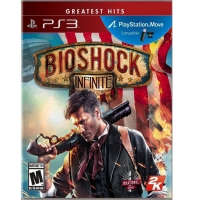 PS3 生化奇兵:無限之城 英文美版 PS3 Bioshock Infinite (支援MOVE-非必要)