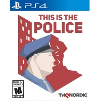 PS4 這是警察 英文美版 This is the Police