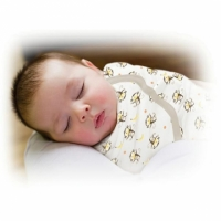 【onemore】代購 正品Summer Infant swaddle me懶人包巾 純棉款,單入 S號適用0-3個月共7款(猴子)