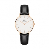 【最新】DW Daniel Wellington Classic DW00100174 32mm 手錶 金框【迪特軍】