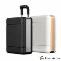 ★Buy917★Trust Active 10250mAh 行李箱造型行動電源(行動電源)
