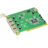 新竹【超人3C】Awesome 7 Port USB 2.0 PCI 擴充卡 AWD-6202-C7
