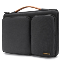 【美國代購】Tomtoc 360° 手提款防摔保護 Laptop Sleeve Case for MacBook/Surface Pro/NB/Tablet-黑色