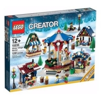 LEGO 樂高 Creator Expert 10235 Winter Village Market