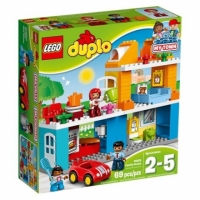 LEGO 樂高 Duplo My Town Family House 10835 Building Block Toys for Toddlers
