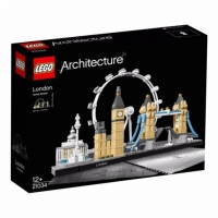 LEGO 樂高 Architecture London 21034 Skyline Collection Gift