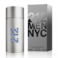 Carolina Herrera  212 MEN 都會男性香水 100ml