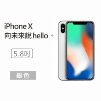 【保固一年】APPLE IPHONE X / 64G/ (銀) 保證原廠