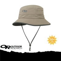 【Outdoor Research 美國 OR SOMBRIOLET SUN BUCKET 抗UV透氣漁夫帽/L《卡其》】243477-0800/UPF50+/漁夫帽/登山★滿額送
