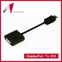 Awesome 主動式DisplayPort TO HDMI 轉接器 支援ATi Eyefinity A00240014(主動式DisplayPort TO HDMI 轉接器)