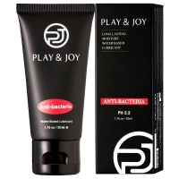 【TAO TAO】PLAY & JOY.Water Based Lubricant 極致潤滑液-抑菌型(50ml)