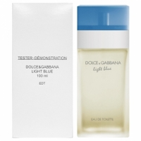 Dolce & Gabbana Light Blue D&G 淺藍 女性淡香水 TESTER 100ML